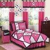 Soccer Pink Comforter Set