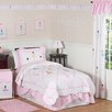 <strong>Sweet Jojo Designs</strong> Ballerina Kid Bedding Collection