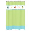 Sweet Jojo Designs Hooty Cotton Shower Curtain