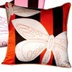 <strong>Plush Living</strong> Nookpillow Butterfly Pillow Cover