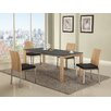 Chintaly Imports Alison 5 Piece Dining Set
