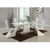 Chintaly Imports Elizabeth 5 Piece Dining Set
