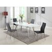 Chintaly Imports Elsa 5 Piece Dining Set