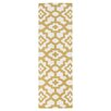 Candice Olson Rugs Market Place Peach/White Area Rug