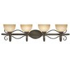 Riverton 4 Light Bath Vanity Light