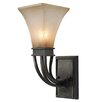<strong>Golden Lighting</strong> Origins 1 Light Wall Sconce