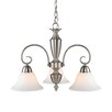 Golden Lighting Centennial 3 Light Nook Chandelier