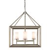 Golden Lighting Smyth 4 Light Mini Chandelier