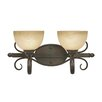 Riverton 2 Light Bath Vanity Light