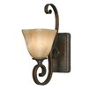 <strong>Meridian 1 Light Wall Sconce</strong> by Golden Lighting