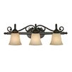 Belle Meade 3 Light Bath Vanity Light