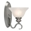 <strong>Golden Lighting</strong> Lancaster 1 Light Wall Sconce