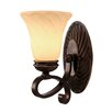 Golden Lighting Torbellino 1 Light Wall Sconce