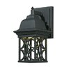 <strong>Triarch Lighting</strong> Dark Sky 1 Light Wall Lantern