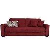 angelo:HOME Grayson Parisian Full Convert-a-Couch Sleeper Sofa
