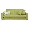 angelo:HOME Grayson Parisian Full Convert-a-Couch® Sleeper Sofa