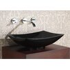 Avanity Rectangular Stone Vessel Bathroom Sink