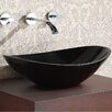 Avanity Oval Stone Vessel Bathroom Sink