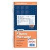 Adams Business Forms 2 Part Carbonless Phone Message Book (Set of 30)