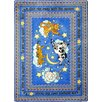 Joy Carpets Just for Kids Hey Diddle Diddle Area Rug