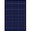 Joy Carpets Whimsy Bit O' Scotch Seaside Blue Rug