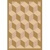 Joy Carpets Whimsy Family Legacies Highrise Beige Rug