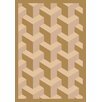 <strong>Whimsy Family Legacies Rooftop Beige Rug</strong> by Joy Carpets