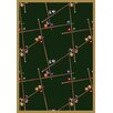 <strong>Gaming and Entertainment Snookered Emerald Novelty Rug</strong> by Joy Carpets