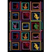Joy Carpets Sports Let the Games Begin Novelty Rug