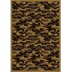 Joy Carpets Whimsy Funky Camo Camouflage Rug