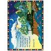 Joy Carpets Faith Based Creation Area Rug