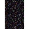 Joy Carpets Fluorescent Celebration Area Rug