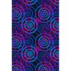 <strong>Joy Carpets</strong> Fluorescent Dottie Fluorescent Kids Rug