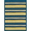 Joy Carpets Just for Kids Yipes Stripes Bold Area Rug