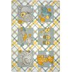 Joy Carpets Just For Kids Cozy Creatures Area Rug