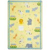 Joy Carpets Just For Kids Simply Noah Area Rug