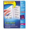 <strong>Avery Consumer Products</strong> Easy Peel Laser Address Labels, 3000/Box