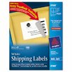 Avery Consumer Products Shipping Labels with Trueblock Technology, 100/Pack