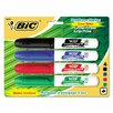 <strong>Bic Corporation</strong> Great Erase Grip Dry Erase Chisel Tip Markers (4 Pack)