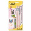 Bic Corporation 0.7 Mm Pink Ribbon Reaction Mechanical Pencil