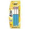 Bic Corporation Medium 4-Color Ballpoint Retractable Pen (3/Pack)