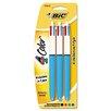 Bic Corporation Medium 4-Color Ballpoint Retractable Pen (3/Pack)