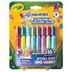<strong>Crayola LLC</strong> Pip Squeaks Washable Glitter Glue Set