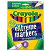 Crayola LLC Extreme Markers (8 Pack)