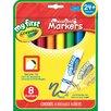 Crayola LLC Washable Marker (8 Count) (Set of 6)