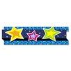 Carson-Dellosa Publishing Stars Pop-It Border, 8 Strips/Pack
