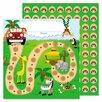 Carson-Dellosa Publishing Jungle Safari Mini Incentive Charts