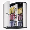 <strong>Durable Office Products Corp.</strong> Locking Key Cabinet, 36-Key, Brushed Aluminum, 11 3/4 X 4 5/8 X 11
