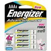 <strong>Energizer®</strong> Advanced Lithium Batteries, Aaa, 4/Pack