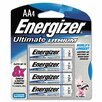 <strong>e² Lithium Batteries, AA, 4/pack</strong> by Energizer®